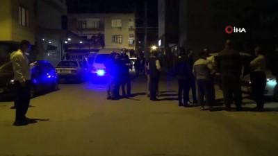Evinin Önünde Silahlı Saldırıya Uğrayan Genç Yaralandı