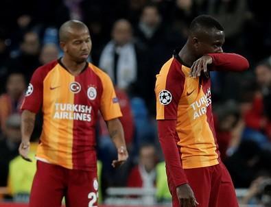 Galatasaray, Şampiyonlar Ligi'nde bir ilki yaşadı!