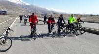 'Geleneksel 3. Cemil Atalay Ekşisu Bisiklet Turu' Düzenlendi