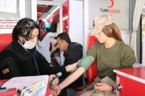 Güvenlik Güçlerinden Kan Bağışı