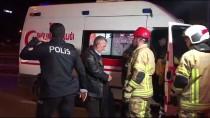 Hayvanları Kurtarılmadan Ambulansa Binmek İstemedi