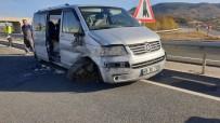 Kastamonu'da Trafik Kazası Açıklaması 6 Yaralı
