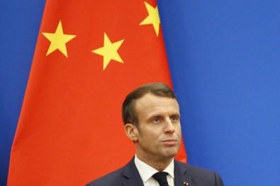 Macron NATO'yu sildi!
