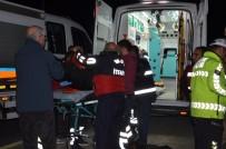 Muş'ta Trafik Kazası Açıklaması 2 Ölü, 3 Yaralı