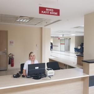 Niğde'de Hastaneye MHRS Masası Kuruldu