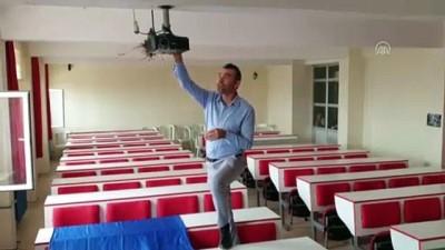 Osmaniye'de İlkokulda 'Kumru Hassasiyeti'