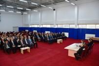 Ovacık'ta Muhtarlar Toplantısı Yapıldı