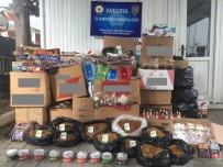 Sakarya'da Tütün Kaçakçılığı Operasyonu Açıklaması 5 Gözaltı