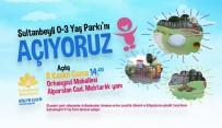 HÜSEYIN KESKIN - Sultanbeyli'de Miniklere Özel Park