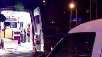 Trabzon'da Otomobil Köprü Ayağına Çarptı Açıklaması 1 Ölü, 4 Yaralı