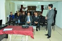 Vali Yardımcısı Gölbaşı'ndan Kültür Ve Aile Kadın Müdürlüğüne Ziyaret