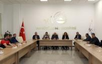 Van Büyükşehir Belediyesi Gençlik Ve Spor Kulübünden İstişare Toplantısı