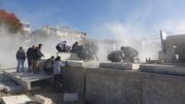 Van'da Gerçeği Aratmayan Deprem Tatbikatı