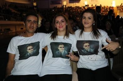 Van'da İranlı Turistler Moein Konseri İle Coştu