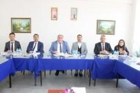 Van'da 'Temel Eğitim Değerlendirme Toplantısı' Yapıldı