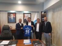 Van Erek Beş Yıldız Hentbol Takımından Başkan Say'a Ziyaret