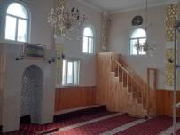 KıRKPıNAR - Yangında Hasar Gören Cami Hayırseverlerin Desteği İle Onarıldı