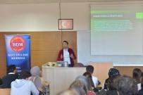 EĞİTİM HAYATI - Yurt Dışında Eğitim, Staj Ve Gönüllülük Semineri SAÜ'de Konuşuldu