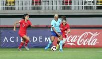 2021 Avrupa Kadınlar Şampiyonası Elemeleri Açıklaması Türkiye Açıklaması 0 - Hollanda Açıklaması 8