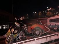 4 Motosiklet Çalan Hırsızlık Şüphelisi Serbest Kaldı