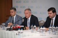 YANSıMA - AGED Başkanı Saral Açıklaması 'Mamul İhracatımız, 2023'Te 2,3 Milyon Tona Ulaşacaktır'