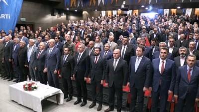 AK Parti Genel Başkanvekili Kurtulmuş Açıklaması 'Suriye'nin Toprak Bütünlüğünü Temin Etmek İstiyoruz'