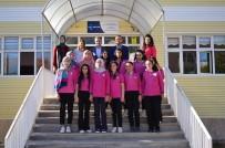 Akdağmadeni'nde Öğrenciler Portekiz Yolcusu