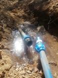 Akseki Ve Gündoğmuş'ta İçme Suyu Hatları Yenileniyor