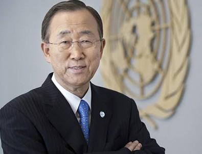 Ban Ki Moon, 'Erdoğan'a saygı duyuyorum'