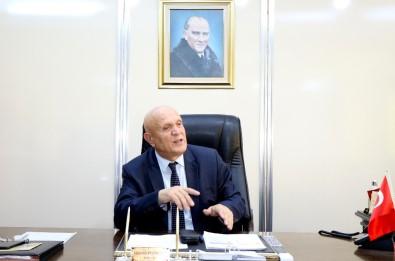 Başkan Pekmezci'den 10 Kasım Mesajı