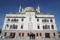 Bilal Saygılı Camii İnşaatı Tamamlandı