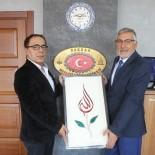 MESLEK LİSESİ - Bozkurt'tan Çalışkan'a Hayırlı Olsun Ziyareti