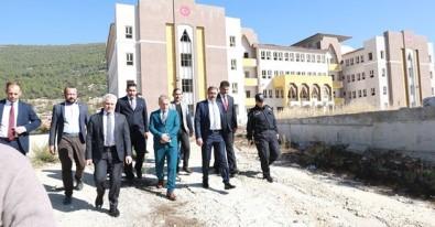 Burdur Valisi Şıldak'tan Bucak Çıkarması