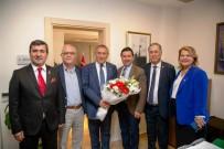 CHP Genel Başkan Yardımcısı Doğum Gününü Bodrum'da Kutladı