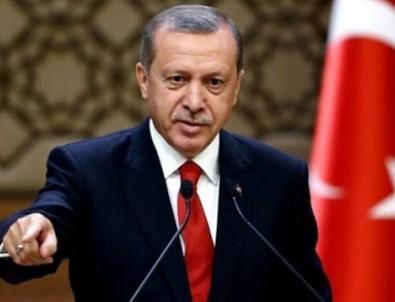 Cumhurbaşkanı Erdoğan:Eyvallah edemeyiz
