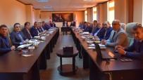 Daday'da Milli Eğitim Müdürleri Toplandı