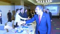 Dışişleri Bakanı Çavuşoğlu, Uluslararası Demokratlar Birliği'nin Antalya Çalıştayı'na Katıldı