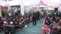 MEVLID KANDILI - Diyanet İşleri Başkanlığının Afrin'de Açtığı Hafızlık Merkezi İlk Mezunlarını Verdi