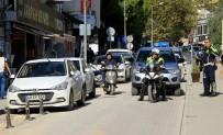 TRAFİK MÜDÜRLÜĞÜ - Emniyet Trafik Şube Ceza Yağdırdı