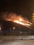 Erdek'te Arazi Yangını