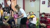 Erzurum'da Lösemili Çocuklar İçin Moral Programı Düzenlendi