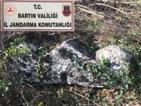 LAHİT - Evin Bahçesinde Tarihi Eser Yakalandı