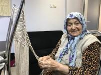 Evinden Sıkılan Yaşlılar Aktif Yaşama Makrome İle Dahil Oluyor