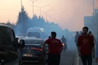 YUTO NAGATOMO - Galatasaray, Gaziantep'te