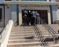 Giresun'da Torbacılara Operasyon 4 Tutuklama