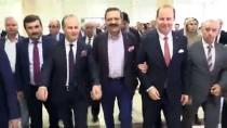 İSTİŞARE TOPLANTISI - Hisarcıklıoğlu Açıklaması 'BM, Sınır Kapısı Modernizasyonlarımızı Rol Modeli Olarak Tavsiye Etti'