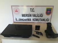 İş Yerinden Hırsızlık Yapan Şüpheli Tutuklandı