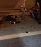 İzmir'de Zincirleme Kaza Açıklaması 1 Ölü, 1'İ Ağır 6 Yaralı