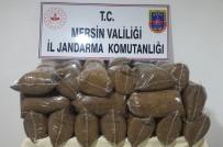 Kaçak Kıyılmış 225 Kilo Tütün Ele Geçirildi
