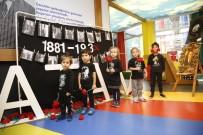 Kreş Öğrencileri Atatürk'ü Andı